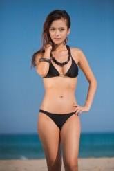 PANAMAZ Bikinis _ Black